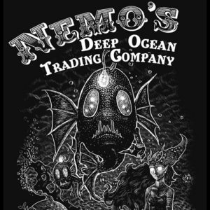 Nemo's Deep Ocean Trading Company Design by Myke Amend