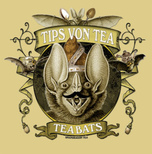 Tea Bats Tips Von Tea Design by Bethalynne Bajema