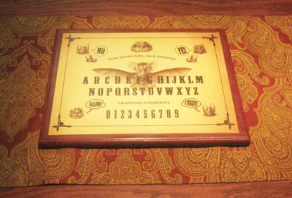 Attic Shoppe Halloween Decor - The Happy Bat Spirit Board