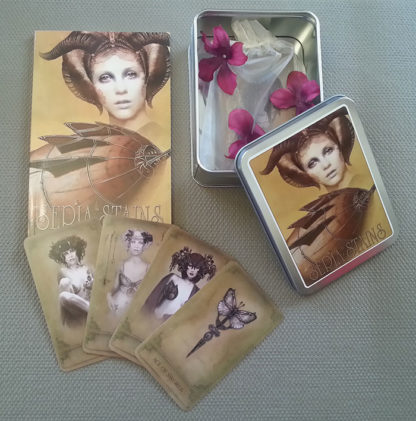 The Sepia Stains Tarot by Bethalynne Bajema Full Packaging Pictured