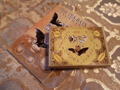 The Tea Bats Lenormand by Bethalynne Bajema - Box size varies
