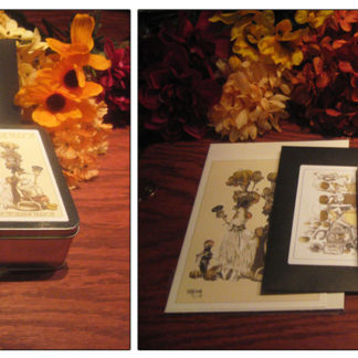 The Isidore Tarot Autumn Packaging