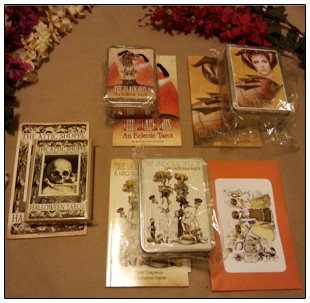 The Attic Shoppe Trading Company Tarot
