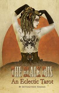 The Attic Shoppe - The Black Ibis Tarot Companion Book