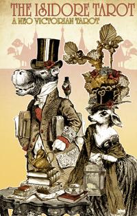 The Attic Shoppe - The Isidore Tarot Companion Book