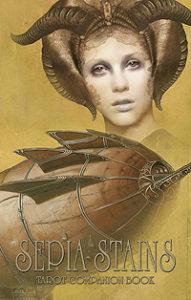 The Attic Shoppe - The Sepia Stains Tarot Companion Book