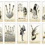 The Isidore Tarot – The Minor Arcana Swords – The Attic Shoppe