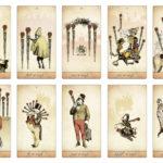The Isidore Tarot – The Minor Arcana Wands – The Attic Shoppe