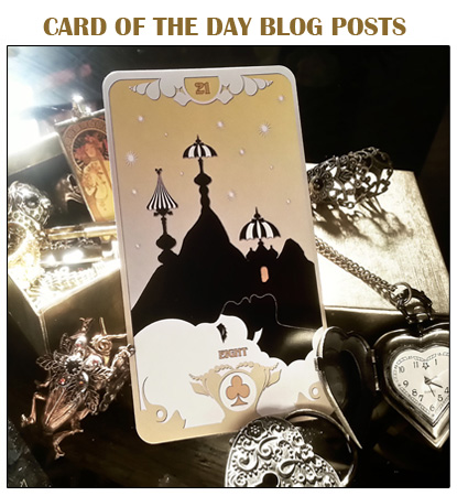 Attic Cartomancy Card of the Day Posts