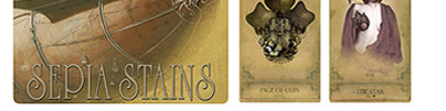 The Sepia Stains Tarot