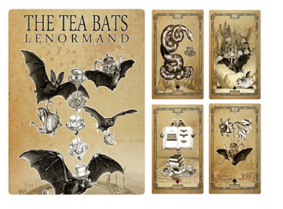 The Tea Bats Lenormand Deck