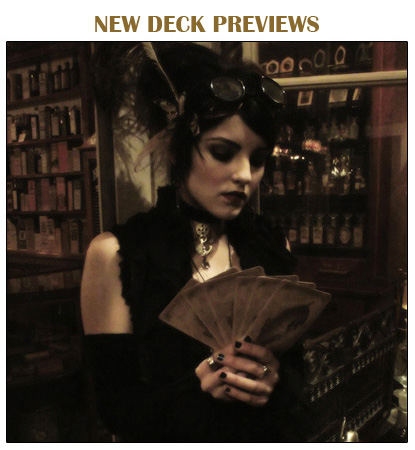 The Attic Shoppe Trading Co New Deck Previews