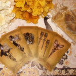 The Sepia Stains Tarot by Bethalynne Bajema