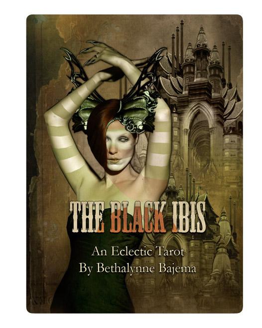 The Black Ibis Tarot by Bethalynne Bajema