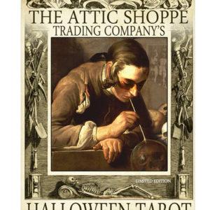The Halloween Tarot by Bethalynne Bajema