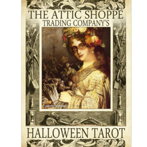 The Attic Shoppe Halloween Tarot Deck - Limited Editon - Bordered Version