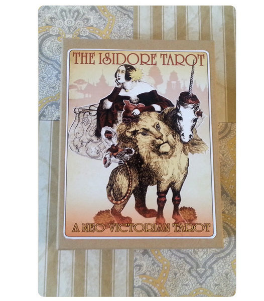 The Attic Shoppe Trading Company Isidore Tarot - Just the Deck