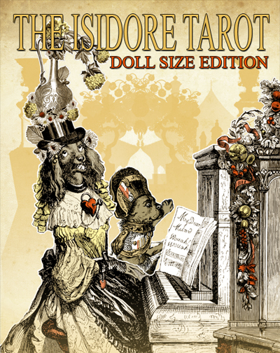 The Isidore Tarot Doll Tarot