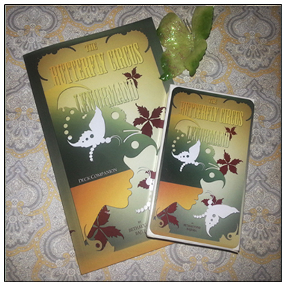 The Butterfly Circus Lenormand First Edition