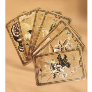 The Tea Bats Lenormand Deck Second Edition
