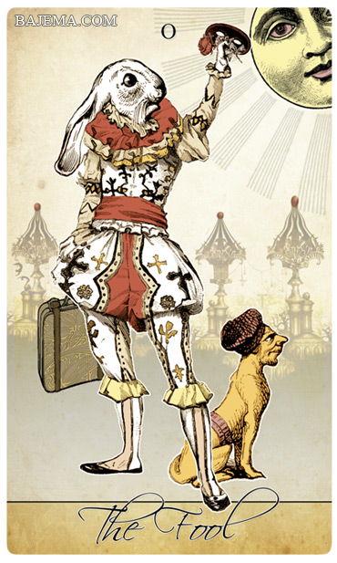 The Isidore Tarot Third Edition The Fool