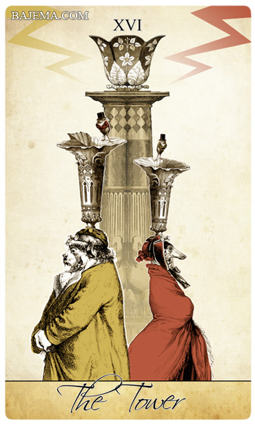 The Isidore Tarot Third Edition The Tower