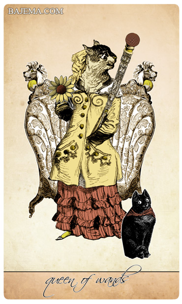 The Isidore Tarot Third Edition
