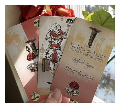 The Isidore Tarot Third Edition