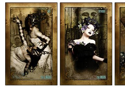 The Black Ibis Tarot Third Edition
