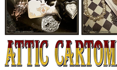 Attic Cartomancy Blog