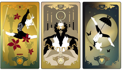 The Butterfly Circus Lenormand