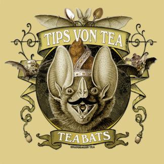 Tea Bats Tips Von Tea Design by Bethalynne Bajema