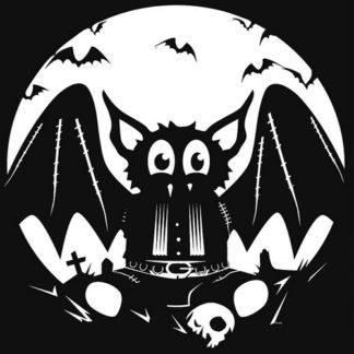 Teddy Bat Design by Myke Amend