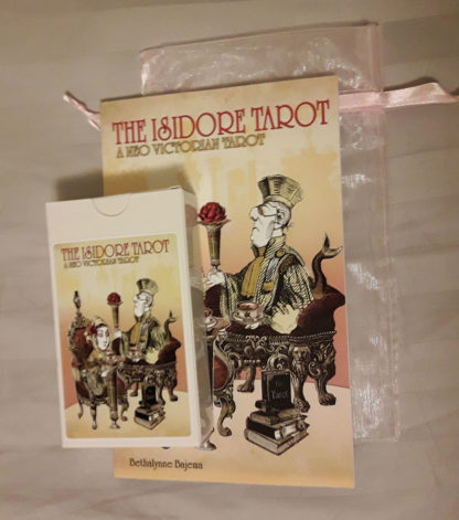 The Isidore Tarot by Bethalynne Bajema - Third Edition