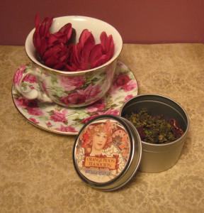The Orange Moon Tea Society