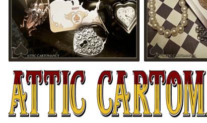 Attic Cartomancy Blog