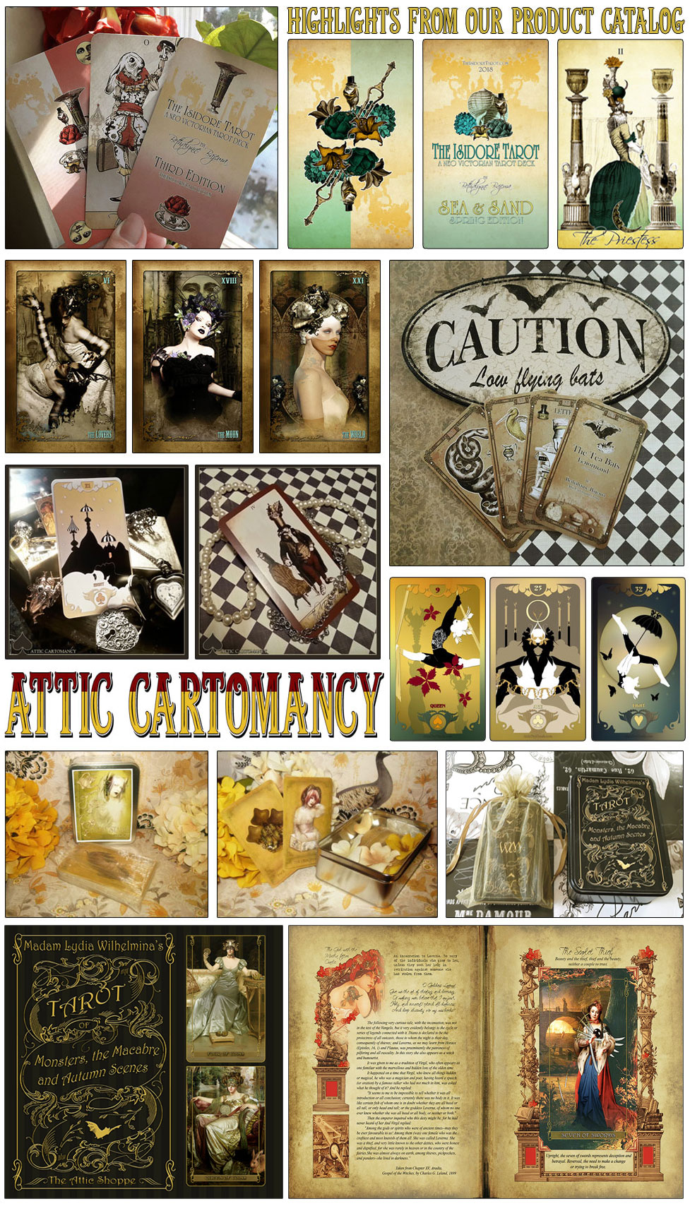 The Attic Shoppe Trading Co